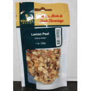 Lemon Peel (Brewer's Best) - 1 oz.