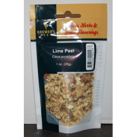 Lime Peel (Brewer's Best) - 1 oz.