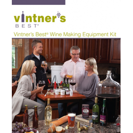 Vintner's Best Winemaking Equipment Kit